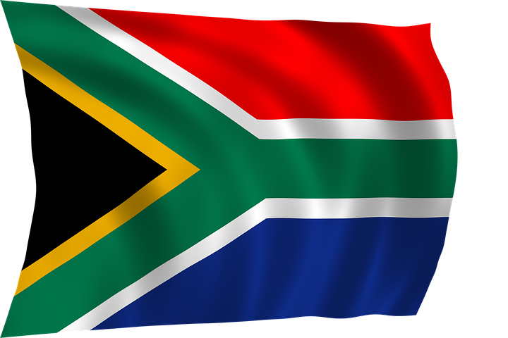 South Africa - country flag